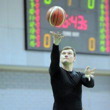 """""""Aisčių-LSMU"""" krepšininkės nugalėjo šiaulietes"""
