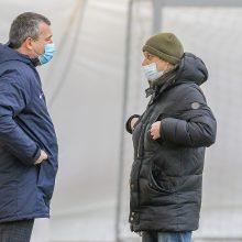 """""""Kauno Žalgirio"""" futbolininkai sužaidė lygiosiomis su """"Nevėžiu"""""""