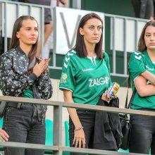 """""""Žalgirių"""" derbyje – """"zidaniškas"""" smūgis varžovui į veidą ir Vilniaus triumfas"""