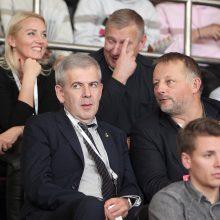 """""""Vyčio"""" salės futbolininkai Alytuje patyrė antrąją nesėkmę"""