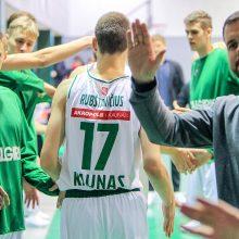 """""""Žalgirio-2"""" krepšininkai nusileido Marijampolės ekipai"""