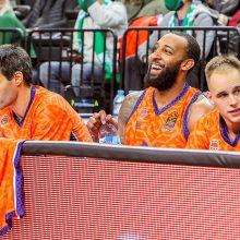 """""""Žalgiris"""" Eurolygoje patyrė pirmąją nesėkmę: nusileido Valensijos krepšininkams"""