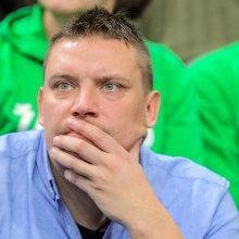 """Įspūdingai žaidęs """"Žalgiris"""" nepaliko vilčių ALBA krepšininkams"""