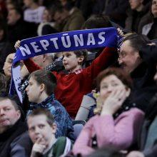 """Pasiruošimą sezonui """"Neptūnas"""" užbaigė pergale"""