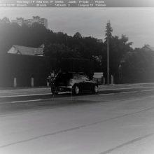 Kauno gatvėmis automobilis skriejo 148 km/val. greičiu