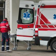 Šakiuose mirė į ligoninę vežamas sumuštas vyras