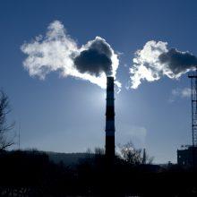 Daugelyje šalies miestų – nepalankios sąlygos oro teršalams sklaidytis