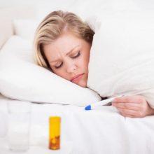 Lietuvoje vėl padaugėjo gripo atvejų
