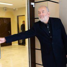 Su aktoriumi A. Storpirščiu atsisveikina ir artimieji, ir gerbėjai