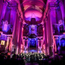 """Šv. Jokūbo festivalyje – ir ypatingas koncertas """"Nuo latvių žemės"""""""