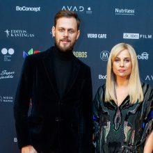 Aktoriai I. Jankauskaitė ir A. Eisimantas nebegyvena kartu