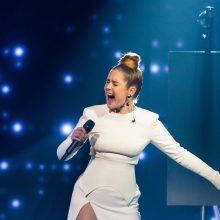 """Monika Marija """"Eurovizijos"""" atrankos finale pasirodys tik su viena daina"""