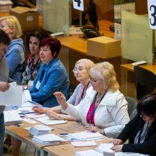 Visuomenė įvertino VRK darbą per rinkimus: rezultatai politologus nustebino