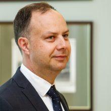 A. Veryga sako, kad vėl siūlyti ligoninių pertvarką gali būti per vėlu