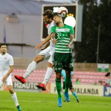 UEFA šalių reitinge – dar vienas Lietuvos šuolis aukštyn