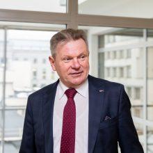 J. Narkevičius atskleidė, kada planuoja paskirti naują Klaipėdos uosto vadovą