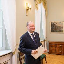 Patarėjas: premjeras ieškos kito kandidato į ekonomikos ministrus