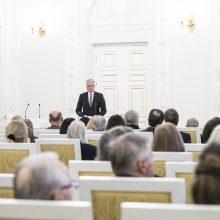 Paaiškėjo, kada prezidentas susitiks su V. Kuodyte: žada ir pokyčių