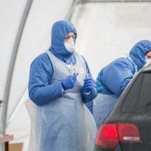 Kauno savivaldybė teigia negavusi sprendimo dėl koronaviruso patikros punkto