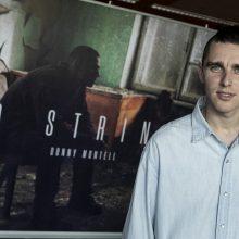D. Montvydas kino teatre pristatė užsienyje nufilmuotą klipą
