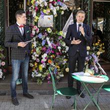 """Stilingas itališko savaitgalio startas: Vilniuje įsikūrė """"Karalienės Bonos miestelis"""""""
