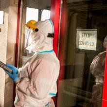 PSO: dėl pandemijos mirė gerokai daugiau žmonių, nei rodo oficiali statistika