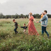 Kauno rajone didinama finansinė parama šeimynoms, globojančioms vaikus