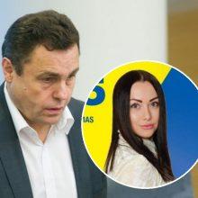 P. Gražulio byloje turėjusiai liudyti buvusiai jo draugei P. Pachomovaitei teismas skyrė baudą