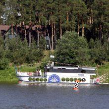 Kauno rajono savivaldybė naują laivą tikisi įsigyti kitam laivybos sezonui
