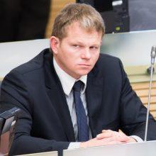 G. Kirkilas svarsto A. Palionio kandidatūrą į žemės ūkio ministro postą