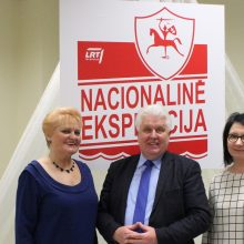 S. Paltanavičius – apie siekį surinkti Lietuvą į bendrą istorijos aruodą