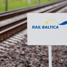 """Ekspertai: klimato pokyčiai gali turėti esminės įtakos """"Rail Baltic"""" projektui"""