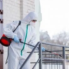 Koronavirusas vėl įsisuko į Ukmergę: infekcija nustatyta 10 žmonių