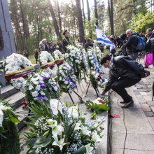 Lietuvoje minimos 80-osios Holokausto pradžios šalyje metinės