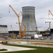 Latvijos vadovas: EK ruošiasi pateikti Baltijos šalims pasiūlymą dėl Astravo jėgainės