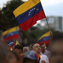 Vyriausybė svarstys, ar padėti Venesuelos lietuviams persikelti į Lietuvą