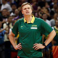 D. Adomaitis įsiuto, o Lietuvos rinktinė dėl teisėjų klaidų pateikė protestą FIBA
