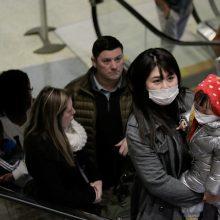 PSO naujo viruso protrūkio Kinijoje kol kas nelaiko tarptautine ekstremalia padėtimi