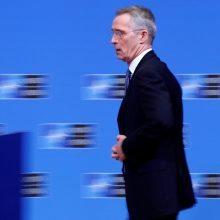 NATO sutarė išplėsti savo mokymo misiją Irake