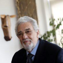Pasirodymą Ispanijoje atšaukęs P. Domingo: atsiprašymas sudarė klaidingą įspūdį