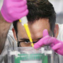 Per 60 šalių palaiko Australijos ir ES iniciatyvą dėl koronaviruso pandemijos tyrimo