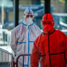 Dar viena koronaviruso auka: Klaipėdoje mirė gydytoja dirbusi moteris