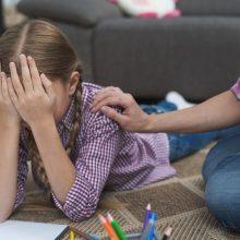 Psichiatrai: kalbėdami su vaiku apie savižudybę, jo nepaskatinsite to imtis