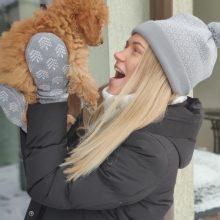 Tinklaraštininkės apžvelgia šių metų žieminių striukių tendencijas: kas madinga?