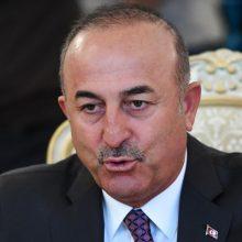 Turkija pasirengusi atnaujinti operaciją Sirijoje