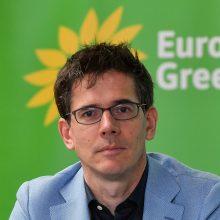 """ES žaliųjų politikas: prieš spaudžiant Minską, reikia išsivaduoti iš """"Rosatom"""""""
