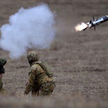 NATO dokumente netyčia atskleistos branduolinių ginklų dislokavimo Europoje vietos