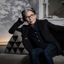 Mirė mados dizaineris Kenzo Takada, kuriam buvo diagnozuotas COVID-19