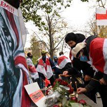 Baltarusijoje per penktadienio protestus sulaikyta daugiau kaip 110 žmonių
