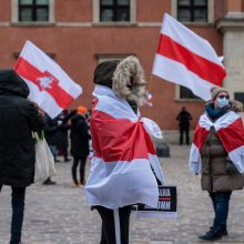 Baltarusių opozicija prognozuoja naujas ES sankcijas Baltarusijos valdžiai